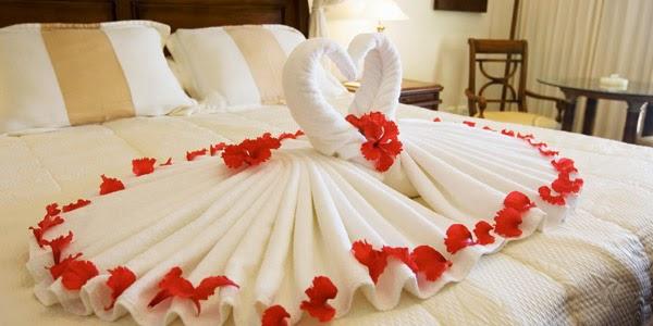 Romantic Ideas For Wedding Night