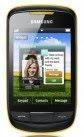 Spesifikasi Samsung S3850L Corby II Terbaru