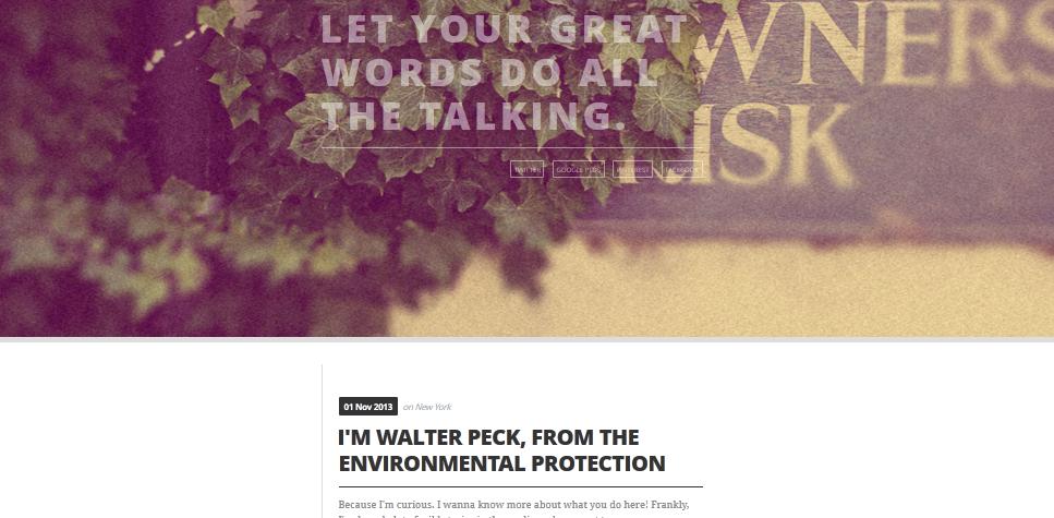 paginas wordpress premium 2014