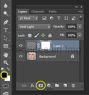 Cara Cepat dan Mudah Menghaluskan Wajah Menggunakan Adobe Photoshop 5
