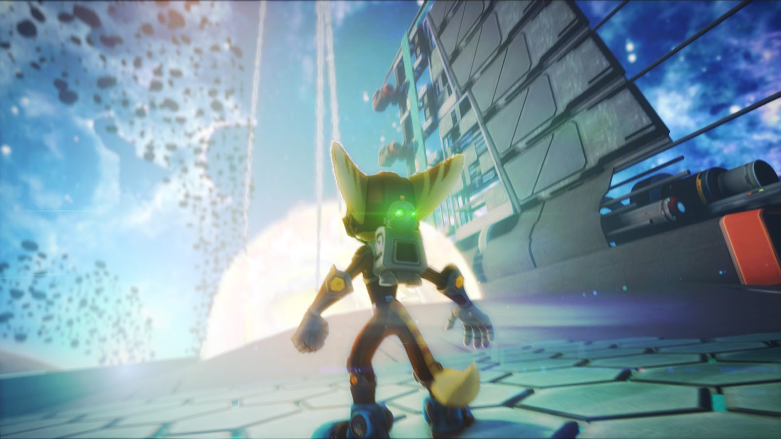 Ratchet And Clank Into The Nexus Wallpapers in 1080P HD  - ratchet and clank into the nexus game wallpapers