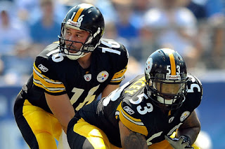 Pittsburgh Steelers Charlie Batch
