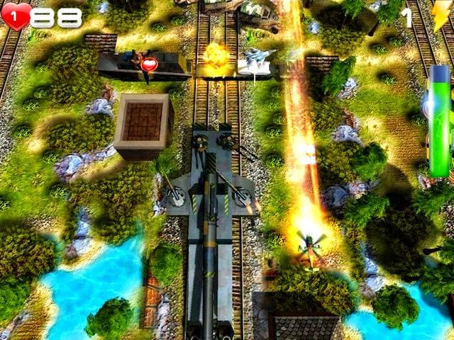 Shoot n Scrool Screenshot Free Game