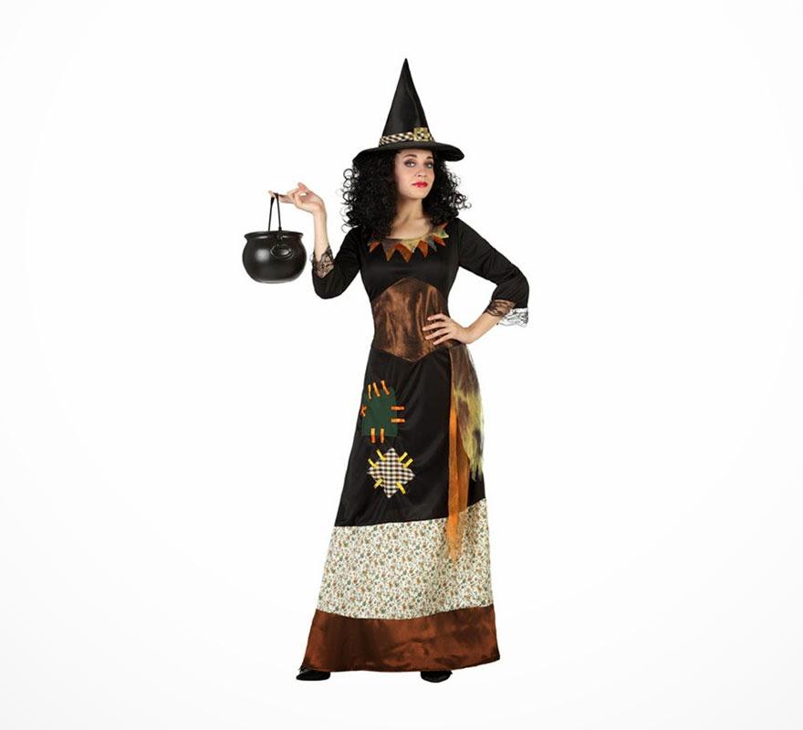 Traje de Brujas, Halloween