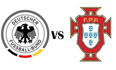 Jerman vs Portugal