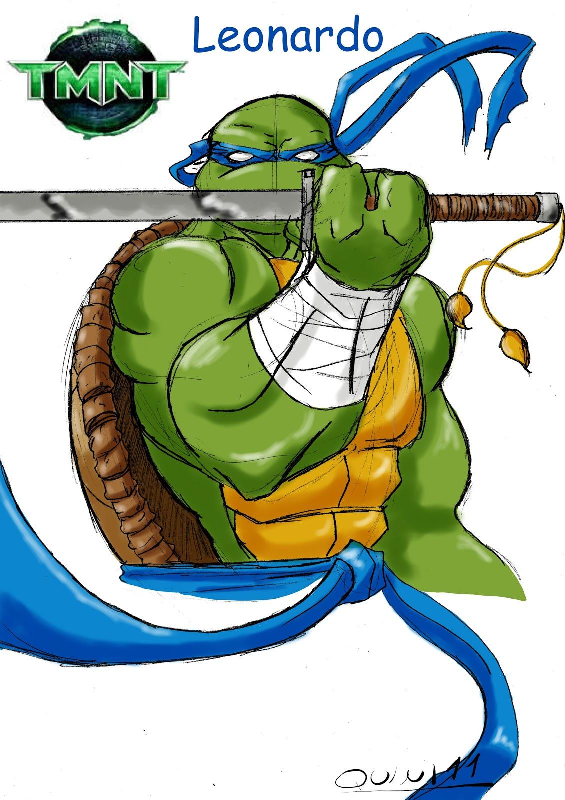 El mundo de Quini: Tortuga ninja y propuesta