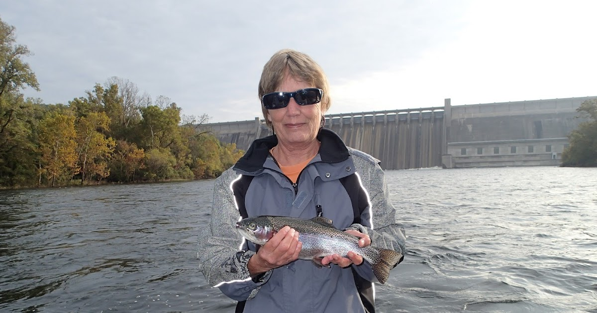 A fly fishing report and blog for the white and norfork for Fishing report arkansas