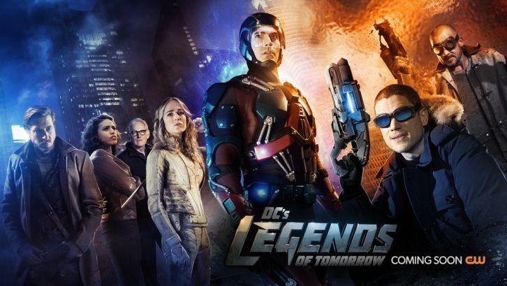 Arrow / Legends of Tomorrow - Marc Guggenheim Interview [VIDEO]
