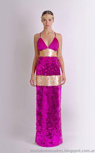Natalia Antolin vestidos de fiesta invierno 2013