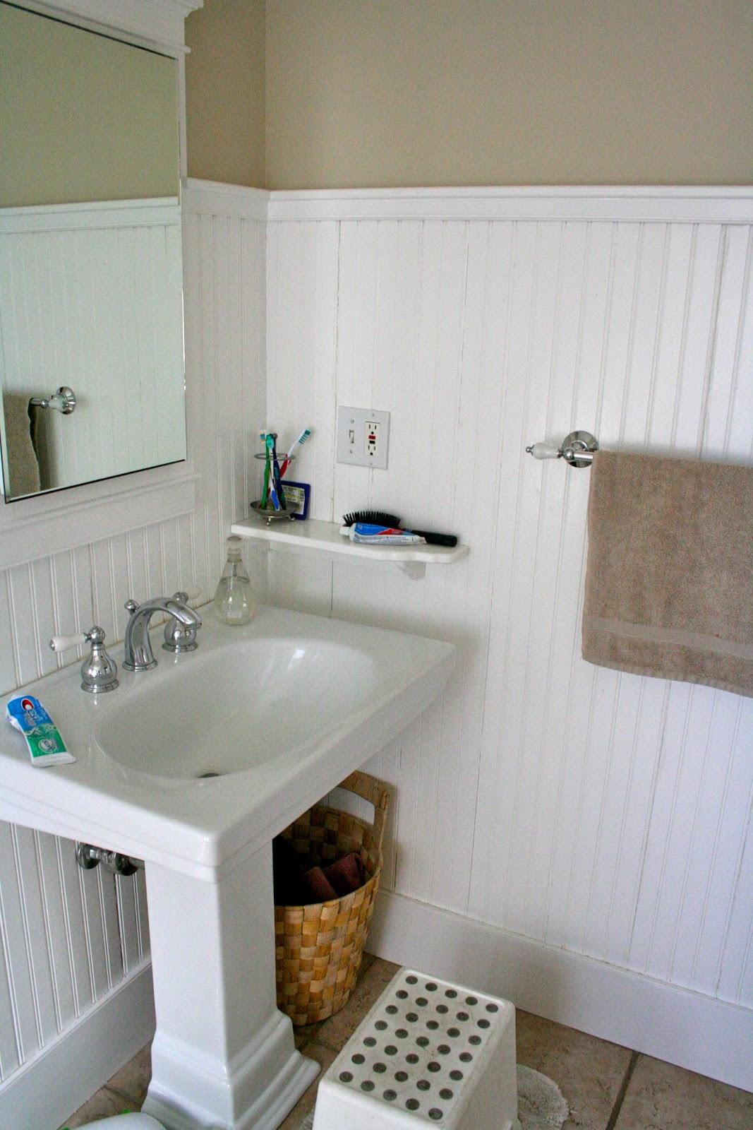 Hurst Street: Bathroom Renovation, Step 1