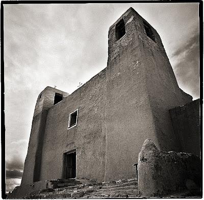 Pueblos of New Mexico - Acoma Pueblo
