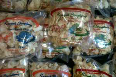 angsa brand cassava chips