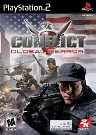 Free Download Games conflict global terror PCSX2 ISO Untuk Komputer Full Version ZGASPC