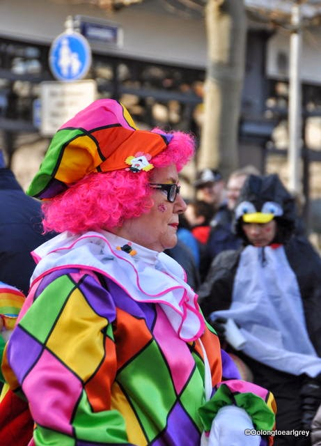 Fasching, Wiesbaden Germany 2015