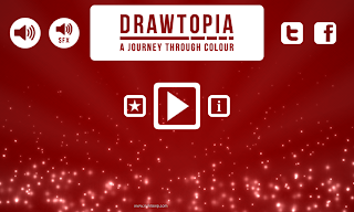 Drawtopia Puzzle Game on Nokia Lumia 720