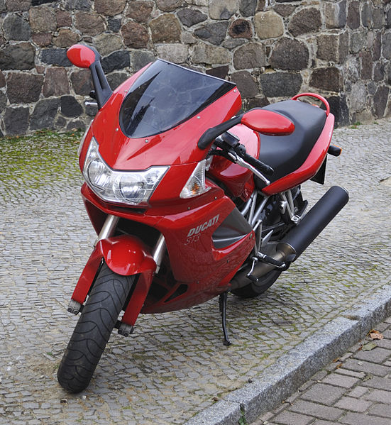 Ducati Sporttouring St3 2004 Repair Workshop Manual