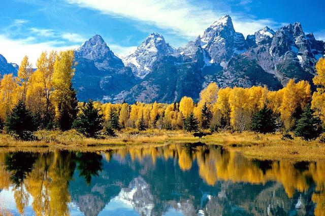 Parques Nacionales de EEUU