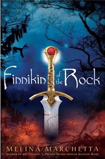 Finnikin of the Rock book cover