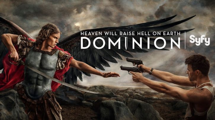 Dominion - Cancelled by Syfy
