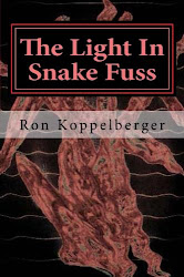 The Light in Snake Fuss By Ron Koppelberger