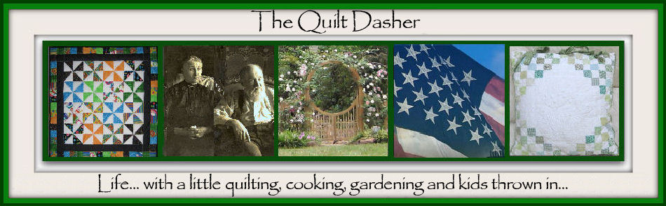 the quilt dasher