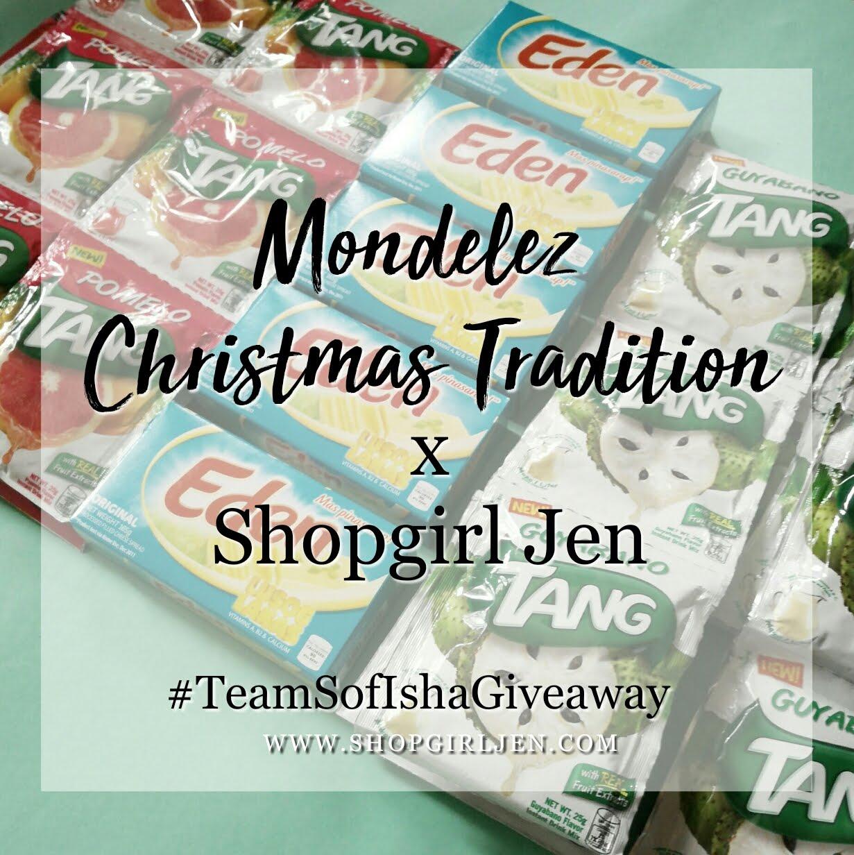 MondelezXShopgirlJen Giveaway