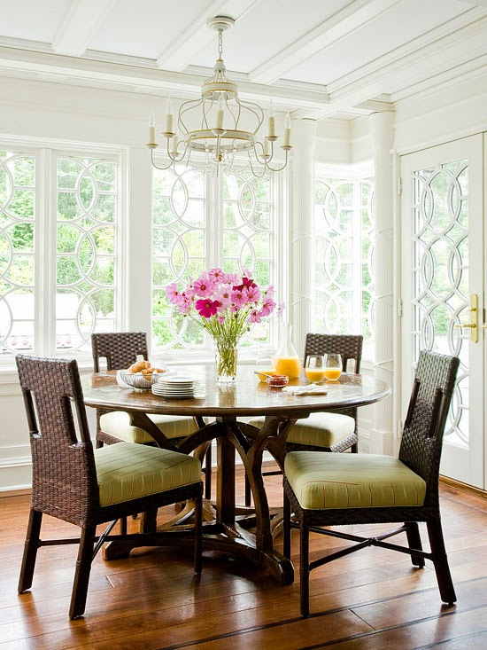 2014 Comfort Breakfast Nook Decorating Ideas Interior