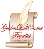 Sea Change a finalist in Golden Quill