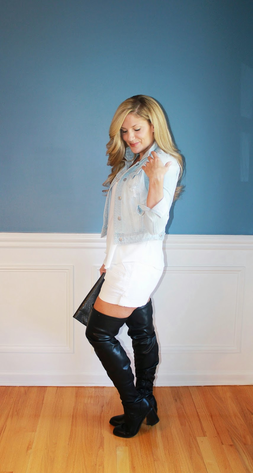 outfitted411 boots shorts