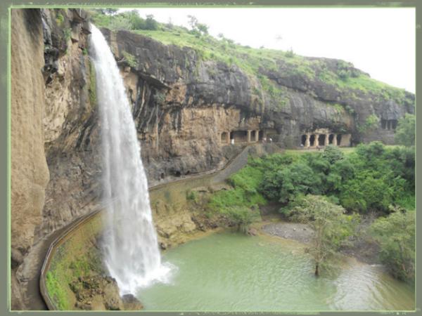 cataratas Jog del río Sharavathi
