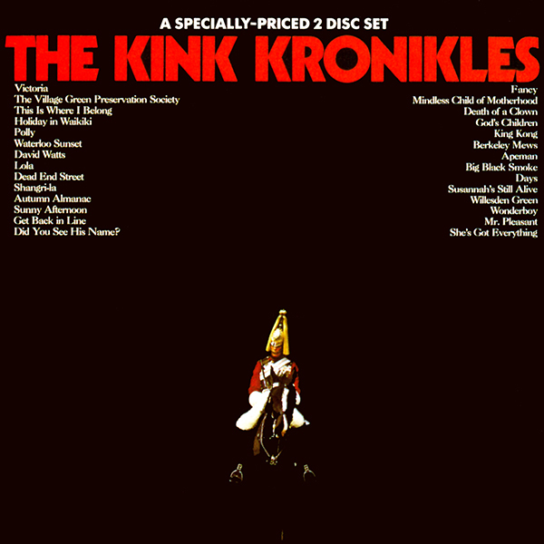 Kinks All Day And All Of The Night