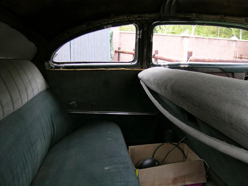 Rodcitygarage 1953 Buick Custom Coupe