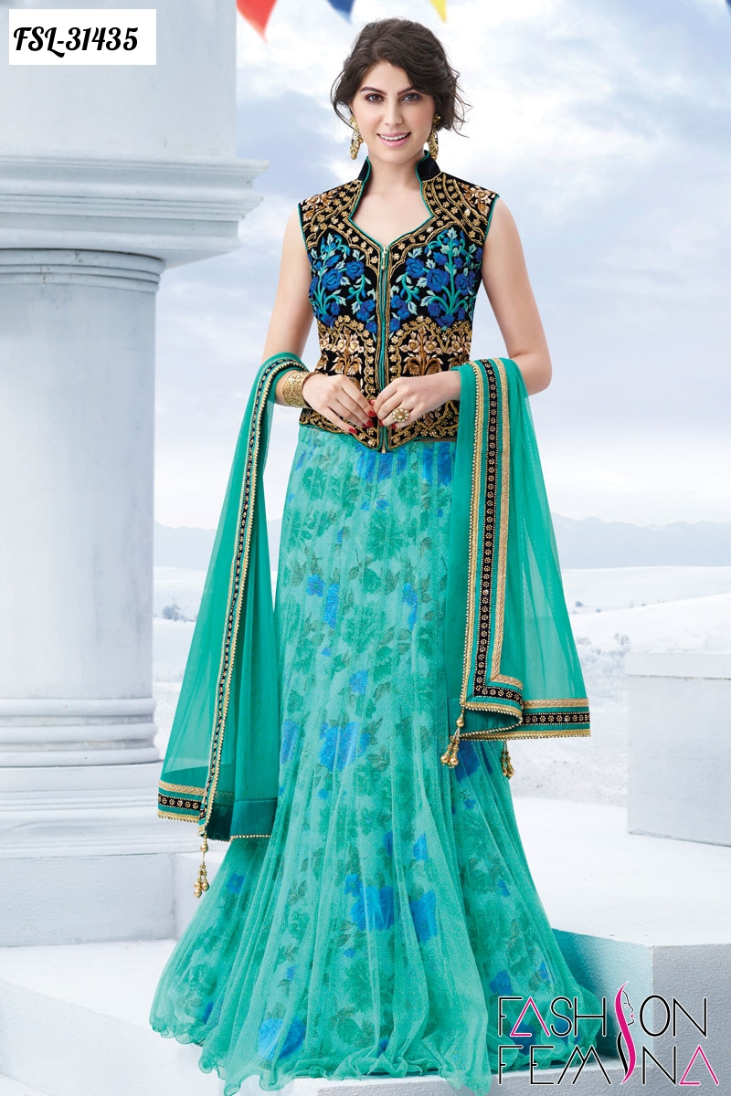 Online shopping sites for lehenga choli