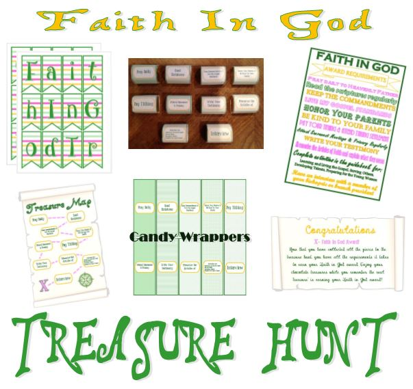Faith In God Treasure Hunt