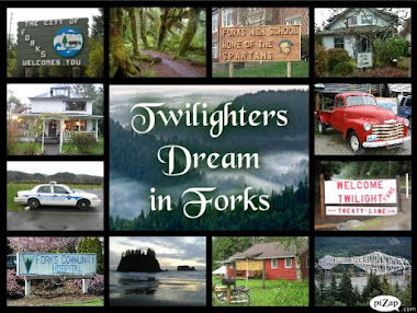 SEE PHOTOS FROM MY DREAM TRIP TO FORKS AND THE PACIFIC NORTHWEST