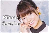 Mimori Suzuko Blog