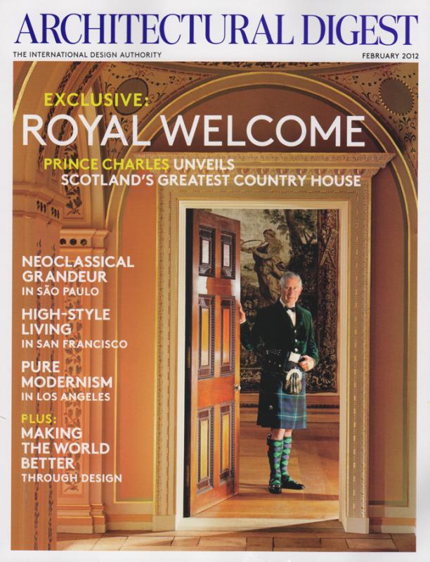 """Tweedland"""" The Gentlemen's club: Dumfries House brought back to ..."""