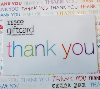 Win a Tesco Voucher