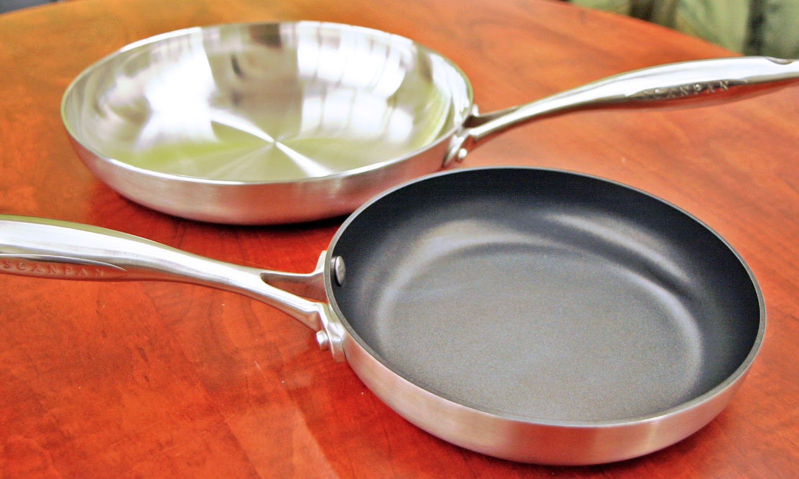 Cheftools Com Blog New Scanpan Cookware At Quot Try Me Quot Prices