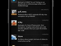 Aplikasi Twitter untuk Android-Freak