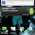 Screenshots Of CM7 RC5.5 With Updates On Galaxy Mini