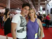 Com o amigo Alejandro Valente