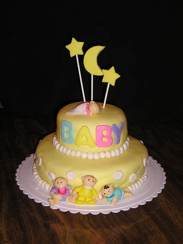 Cake Decorating Ideas For Baby Shower : Baby Shower Cakes, Ideas, Pictures Food and drink