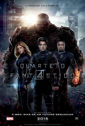 Download - Quarteto Fantástico (Fantastic Four) 2015 - BluRay 720p - 1080p CH 5.1 Dublado - Via MEGA - Torrent