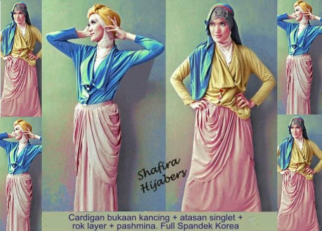 Capria Outlet Shafira Hijabers