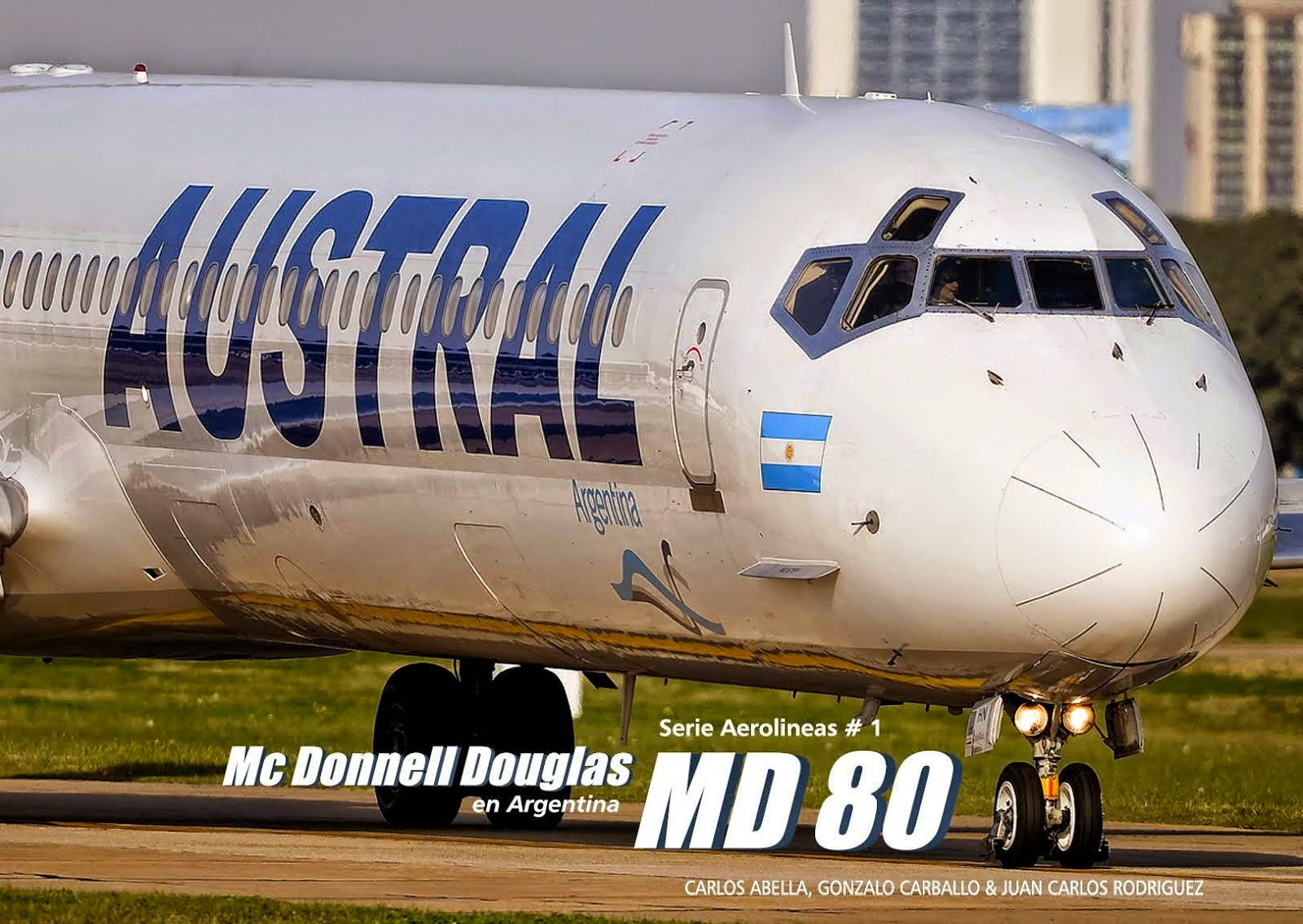 Mc Donnell Douglas MD 80