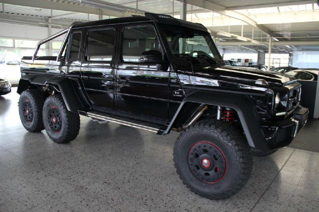 There S A Mercedes Benz G63 6x6 For Sale In Florida For