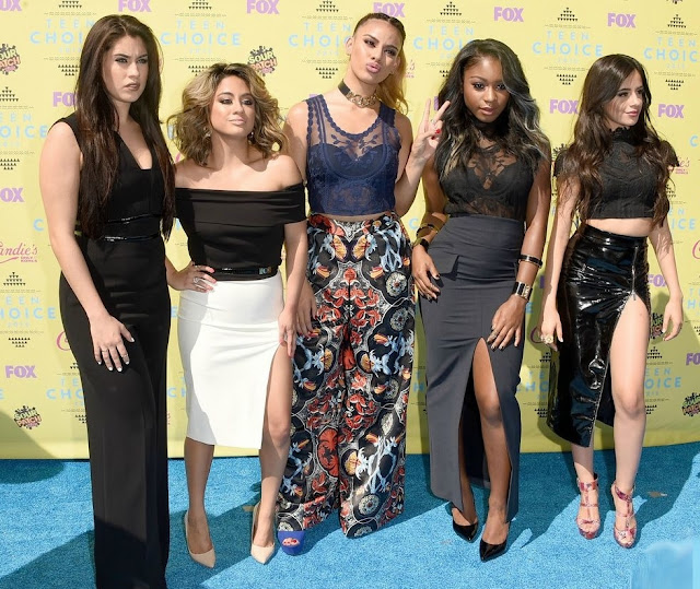 looks TEEN CHOICE AWARDS 2015