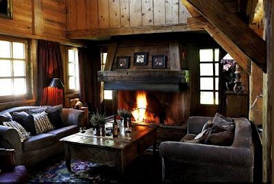 Chic Home Idea Masculine interior design ideas