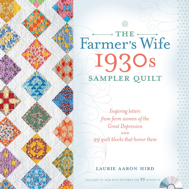 verykerryberry: Farmers Wife 1930s by Laurie Aaron Hird : Book Review : names of quilt blocks - Adamdwight.com